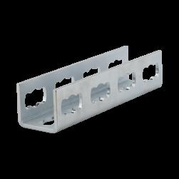 MPR-Schienenverbinder TypS+ verzinkt