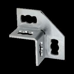 MPR-Winkelverbinder 90° TypS+
