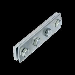 MPR-Schienenverbinder 38/24, 38/40, 39/52, 40/60, 40/80 | verzinkt